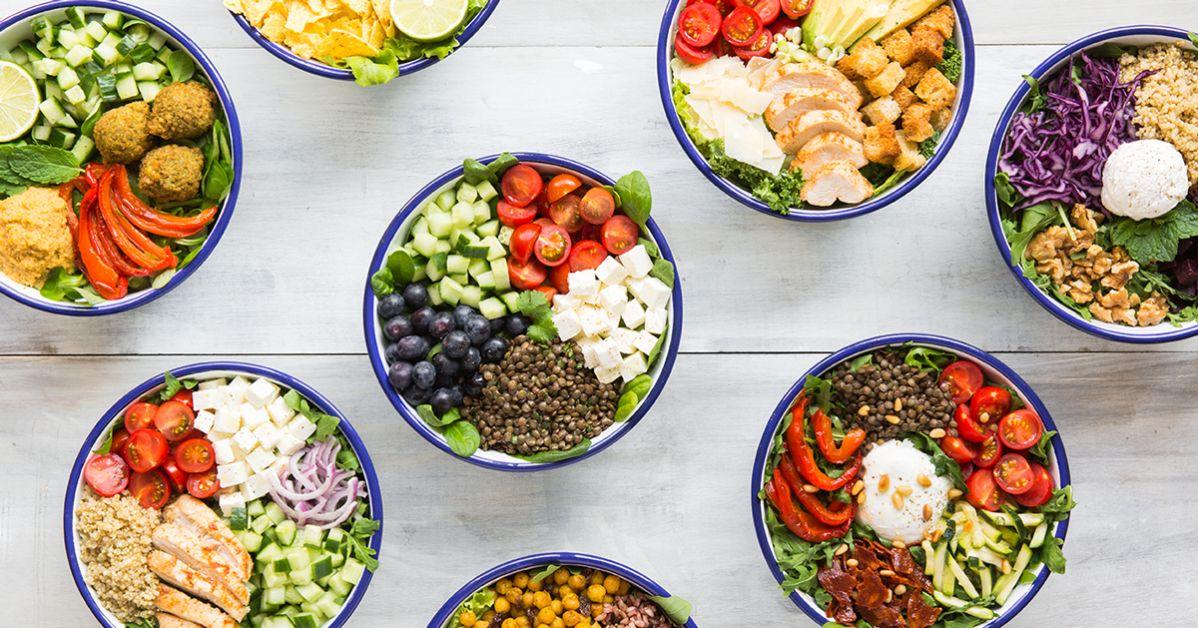 Hygge : le nouveau salade-bar healthy et tasty - 1