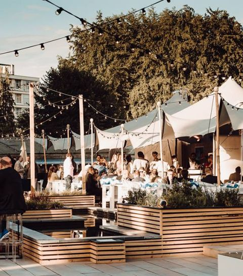 Les 5 pop-up bars les plus branchés de l'été