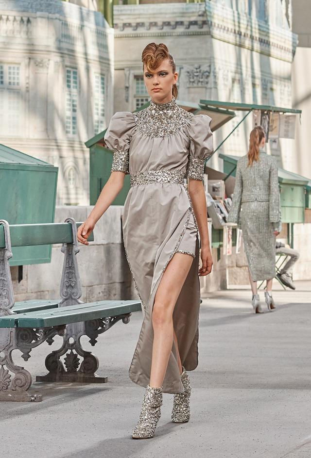 Haute Couture : le Roman Chanel AH18-19 - 4