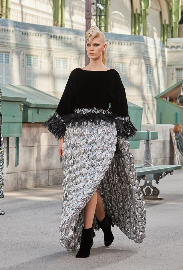 Haute Couture : le Roman Chanel AH18-19 - 3