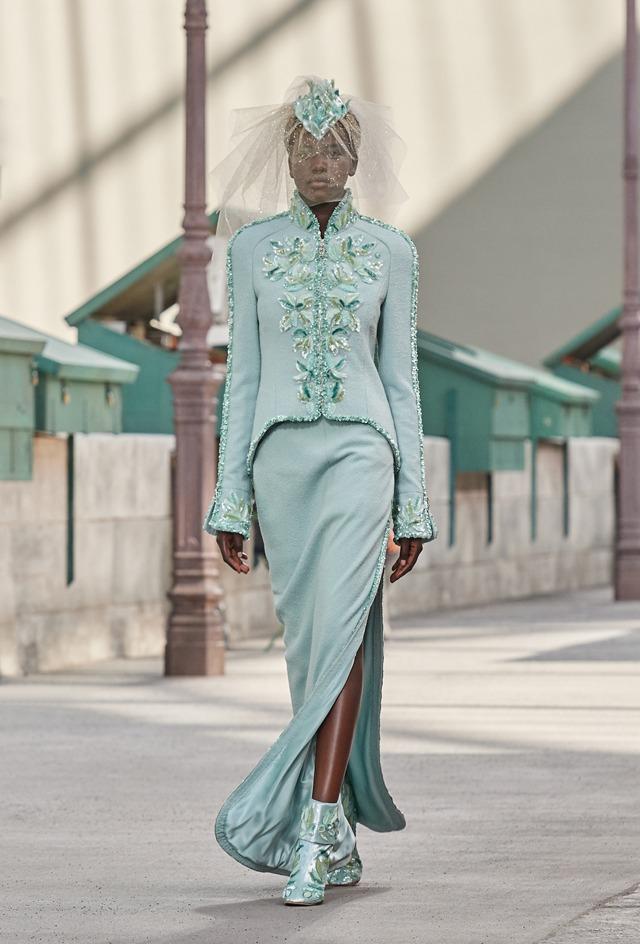 Haute Couture : le Roman Chanel AH18-19 - 5
