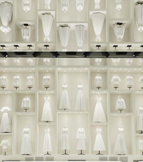 Christian Dior Haute Couture AH18-19 : les sources de l'épure