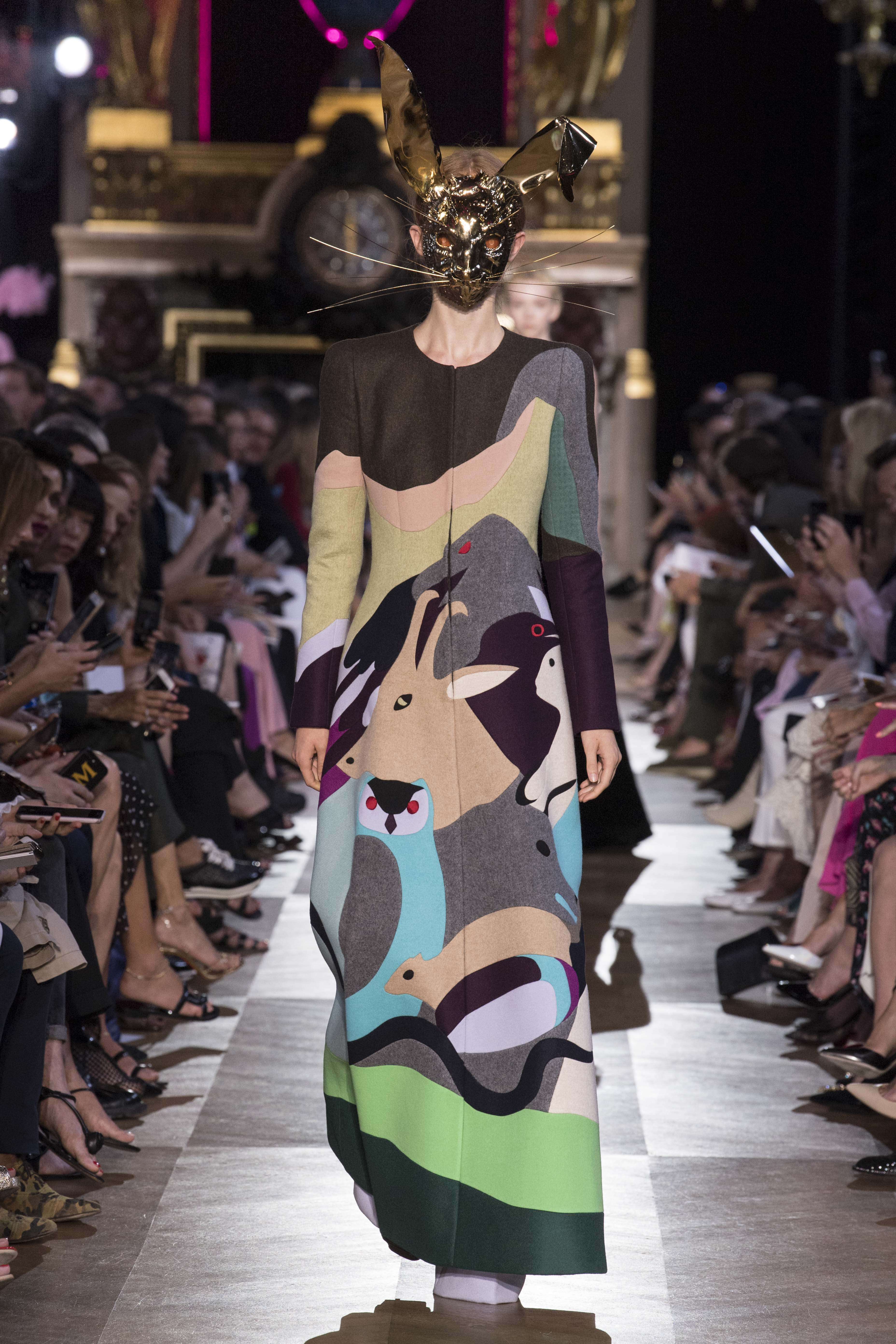 Haute Couture : le bestiaire de Schiaparelli - 2