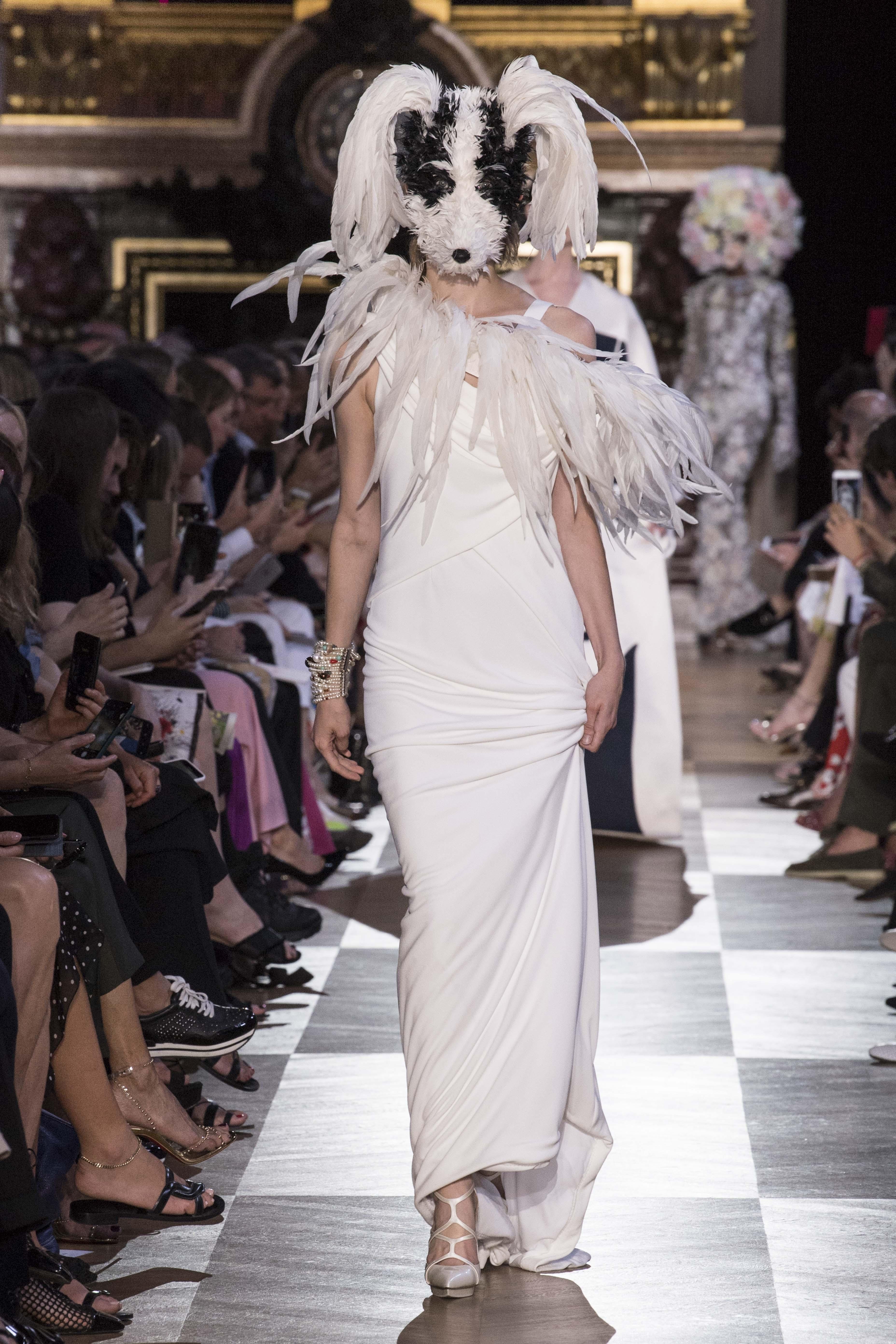 Haute Couture : le bestiaire de Schiaparelli - 4