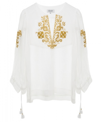 Screenshot_2018-07-12 White and Gold Persephone Linen Embroidered Blouse NEW aesthet com