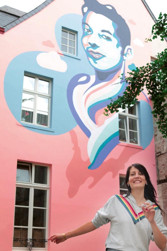 Être une fille dans le street art, c'est comment? (Témoignages) - 1