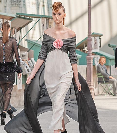 Haute Couture : le Roman Chanel AH18-19