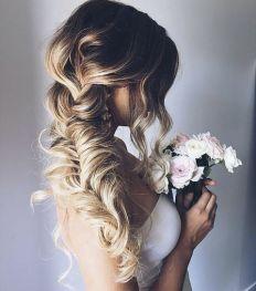 20 coiffures de mariée sublimes pour cheveux longs
