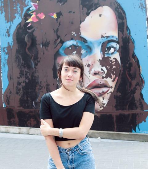Être une fille dans le street art, c'est comment? (Témoignages)