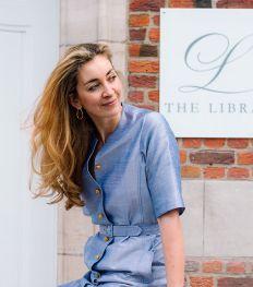 La fille du vendredi : Anne-Sofie de The Library