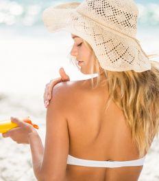 5 crèmes solaires bonnes pour votre peau et la planète