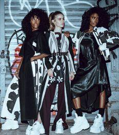 Les Buffalo vont-elles vraiment revenir à la mode ?