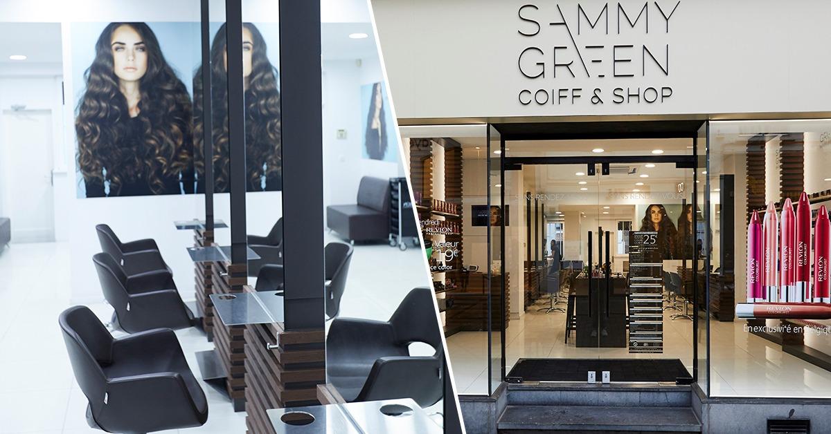 On a test sammy green le salon de coiffure sur mesure qui se plie nos envies - Salon de coiffure qui recrute ...