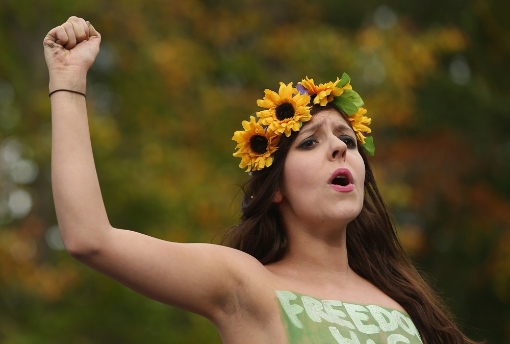 Les Femen: qui sont-elles vraiment? - 1