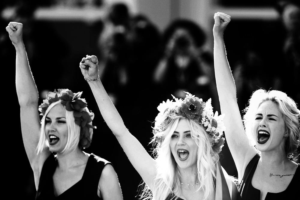 Les Femen: qui sont-elles vraiment? - 2