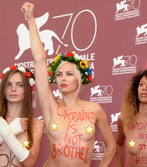 Les Femen: qui sont-elles vraiment?