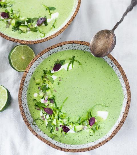 15 idées de plats ultra frais pour supporter la canicule