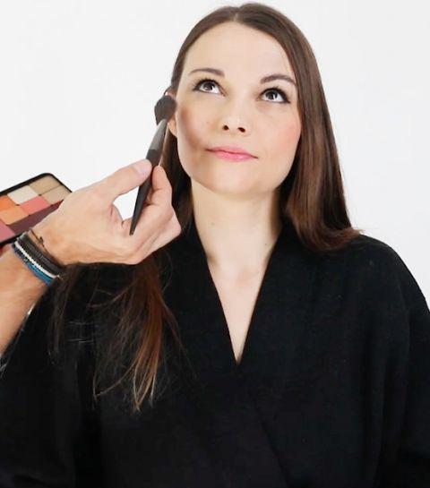TUTO : comment masquer les cernes, les rougeurs et les petits boutons ? (VIDEO)