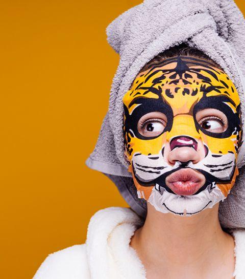 20 masques tissu étonnants à tester absolument