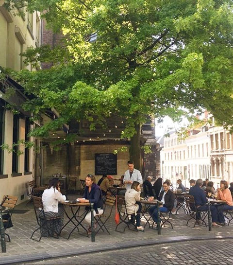Café des Minimes: le nouveau spot pour bruncher en terrasse