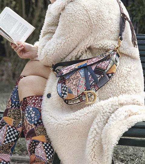Dior lance le Saddle bag: pourquoi il nous le faut ?