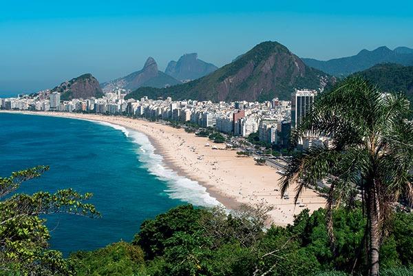 plage copacabana