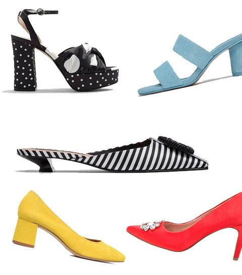 Soldes chaussures: 10 paires à moins de 50€