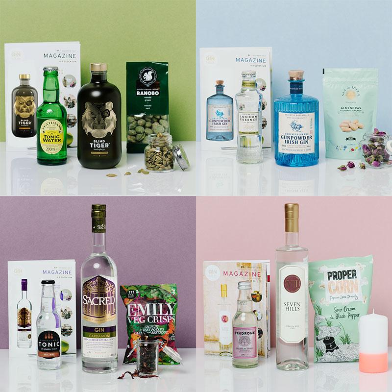 Gin in the box: le cadeau parfait pour les fans de gin - 1