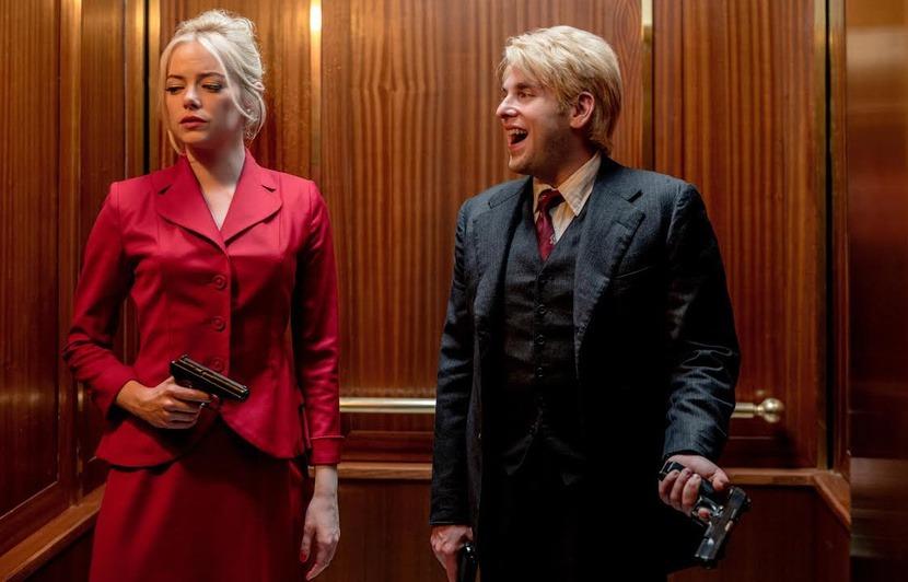 Maniac: la nouvelle série Netflix façon Black Mirror avec Emma Stone - 1