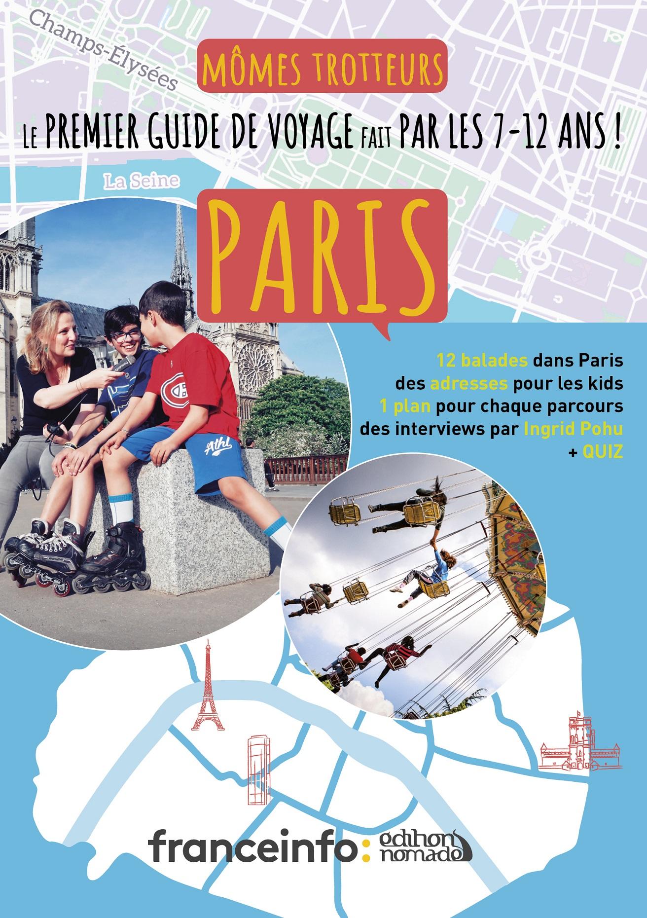 Un week-end en famille à Paris ? Laissez-vous guider par les Mômes Trotteurs - 3
