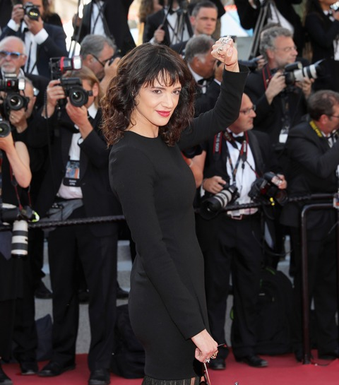 Asia Argento : figure de #MeToo, accusée à son tour d'agression sexuelle