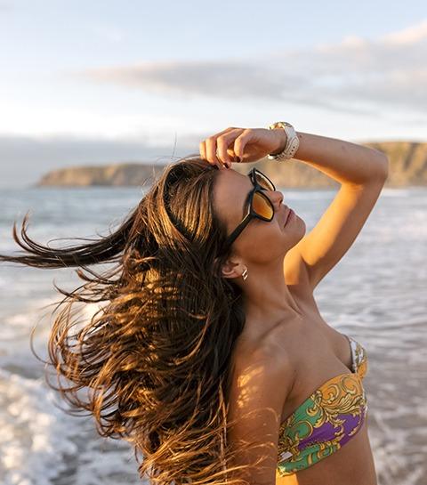 Comment soigner ses cheveux après les vacances ?