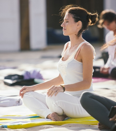 La ELLE Yoga Sunset 2018, c'était comment ?