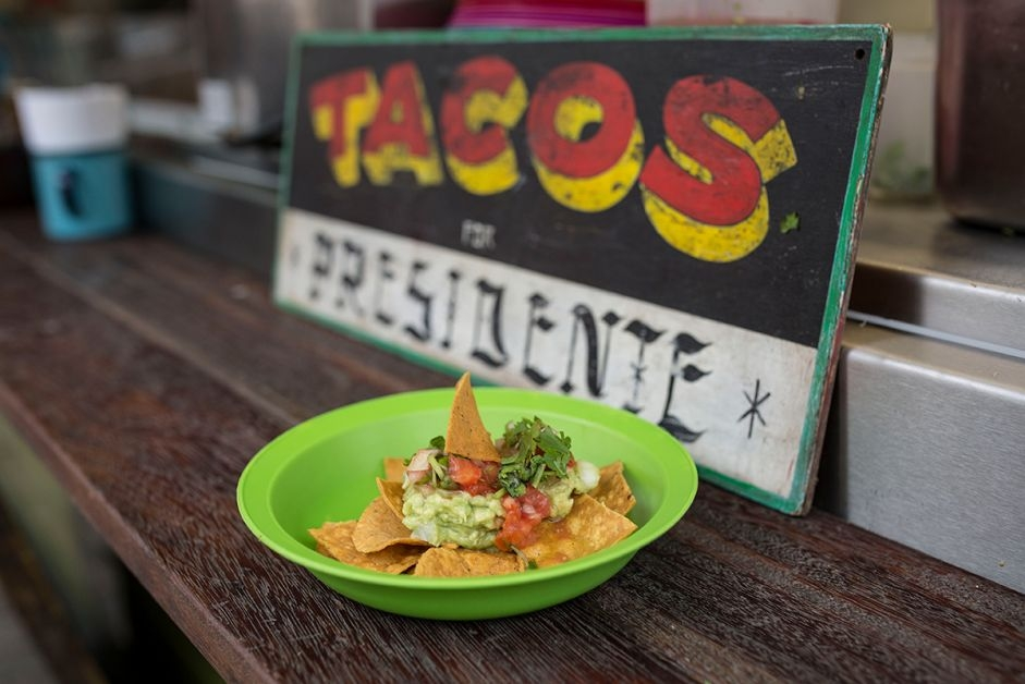 Food truck de street food mexicaine : El taco mobil