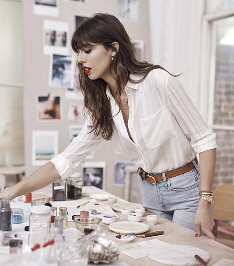 On veut: la collection de make-up Poppy Sauvage d'Estée Lauder