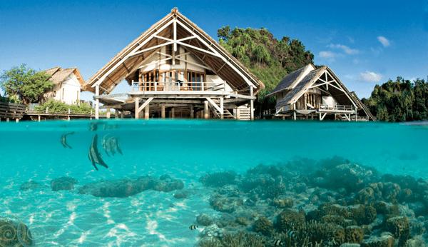 Les 7 plus beaux hôtels de luxe écoresponsables - 9