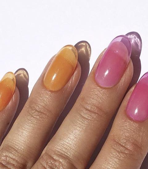 Nail art: allez-vous succomber aux Jelly Nails ?