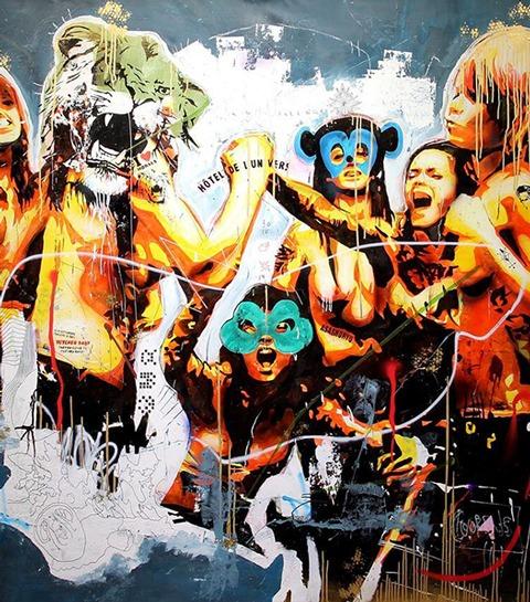 Scool: la nouvelle école d'art no rules de Bruxelles