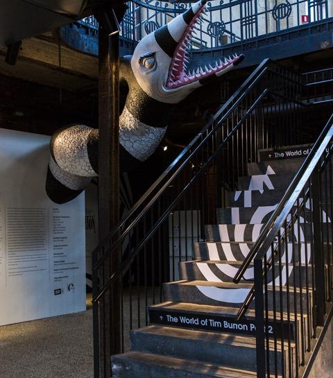 Expo Tim Burton : pourquoi il ne faut pas la manquer ?