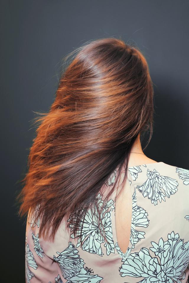Comment réparer les cheveux abîmés après l'été ? - 3