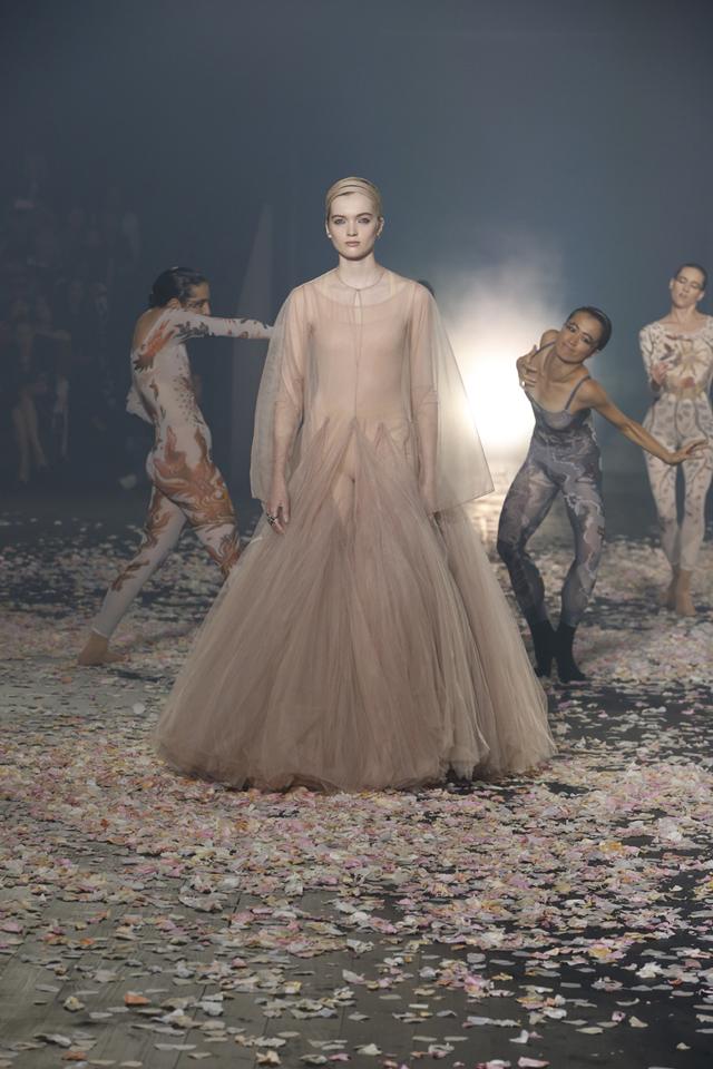 Paris Fashion Week 2018 : Dior danse - 3