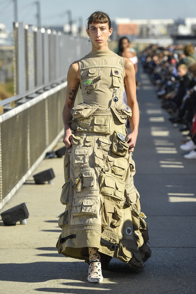 La Couture Hardcore de Marine Serre - 6