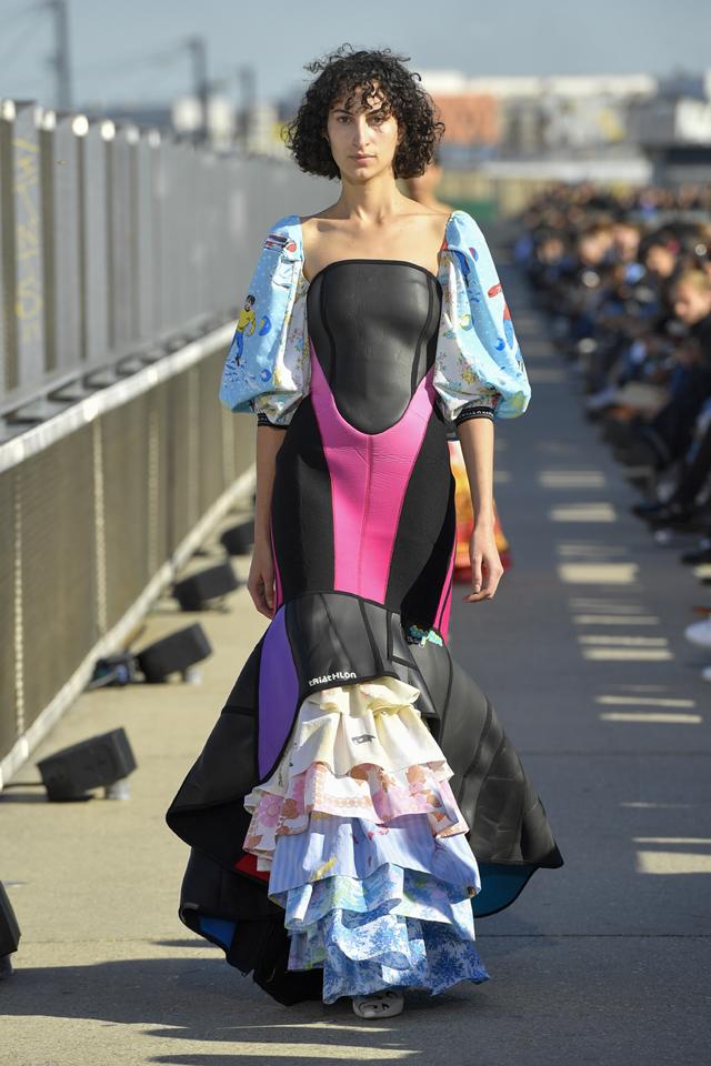 La Couture Hardcore de Marine Serre - 7