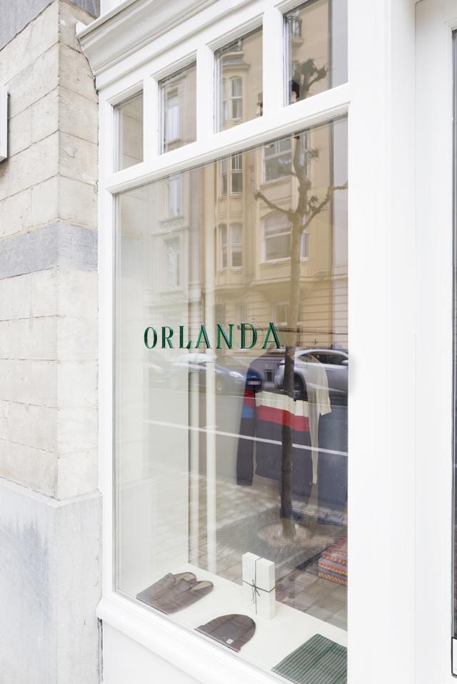 César Casier lance sa collection chez Orlanda - 9
