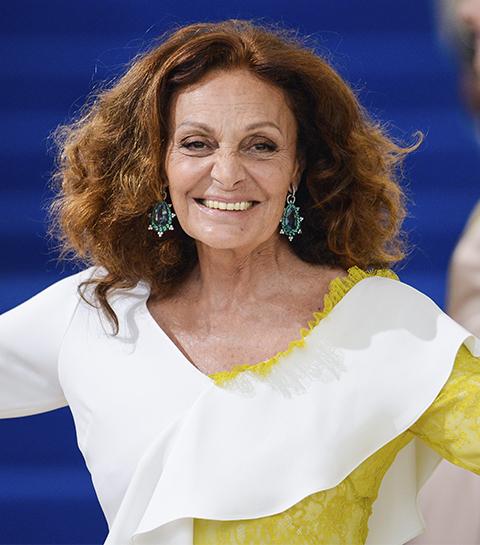 Diane Von Furstenberg devient citoyenne d'honneur de la Ville de Bruxelles