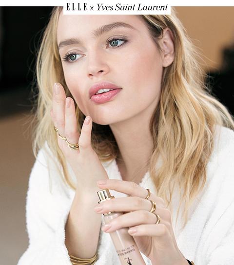Inscrivez-vous à la Beauty Masterclass ELLE x Yves Saint Laurent Beauté !