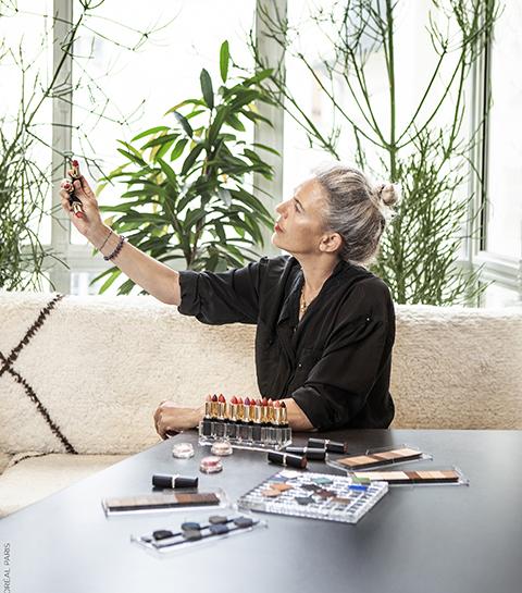 A quoi ressemble la collection Isabel Marant x L'Oréal Paris ?