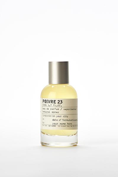 Le parfum au poivre de la Maison de parfums Le Labo