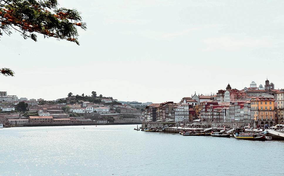 Carnet de voyage : de Porto à la vallée du Douro - 1