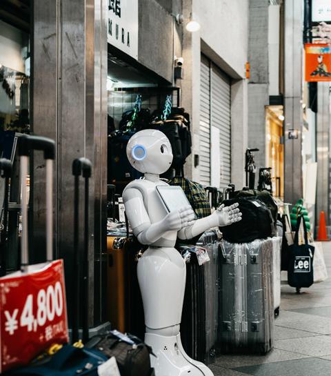Intelligence artificielle: quelle place prendront les robots dans le futur?